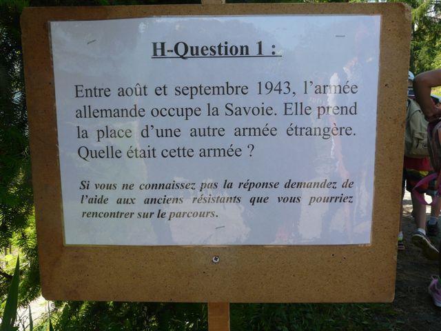 Quelques questions sur la guerre 39-45
