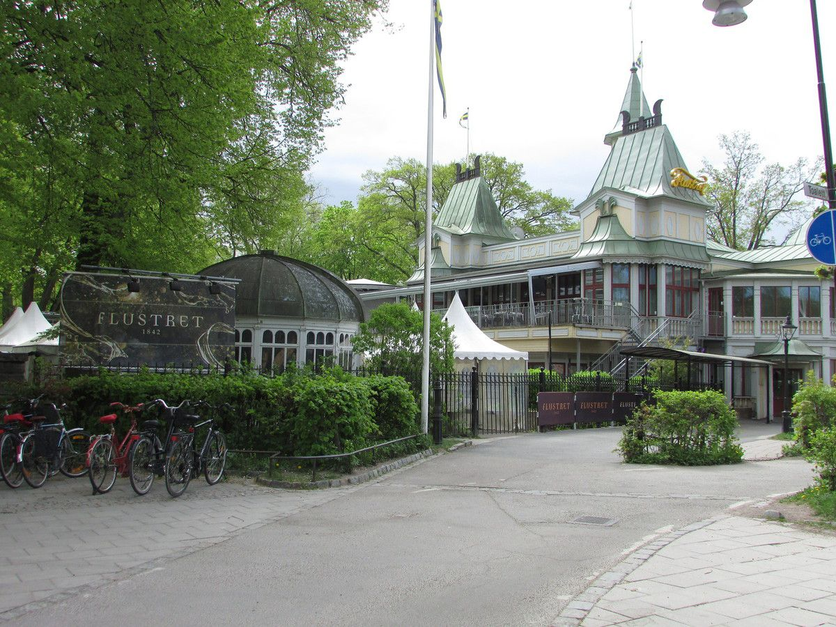 Promenade dans Uppsala!