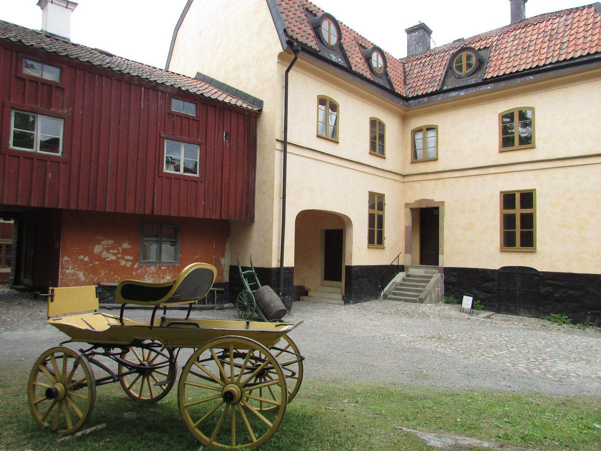 Skansen, l'écomusée de Stockholm - L'écovillage et les métiers d'antan (2ème partie)