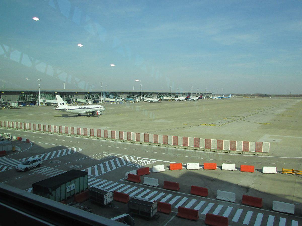 Depart pour Vienne