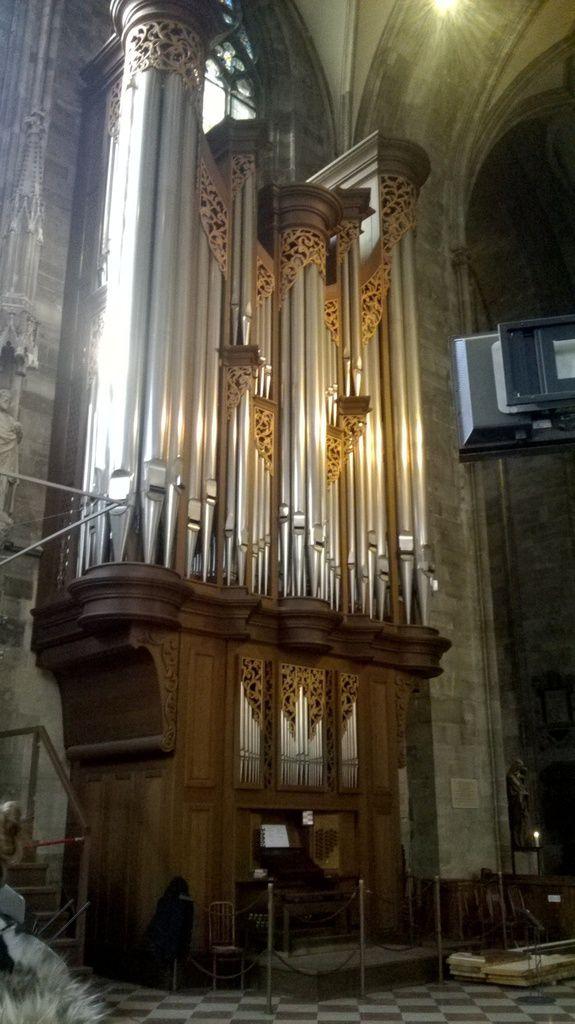 La cathédrale STEPHANSDOM (son intérieur)-2ème partie
