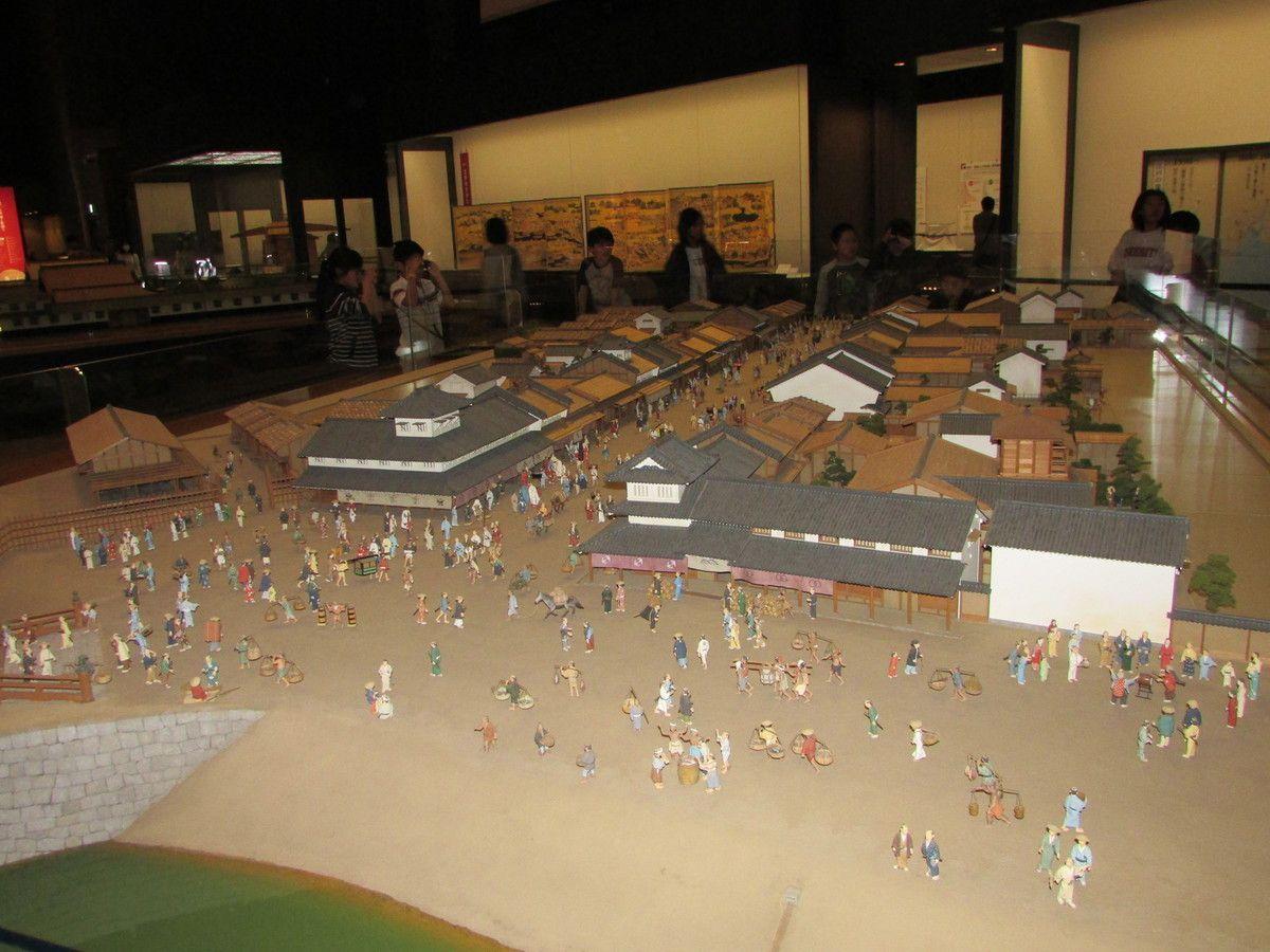 Le musée Edo-Tokyo (1ère partie)