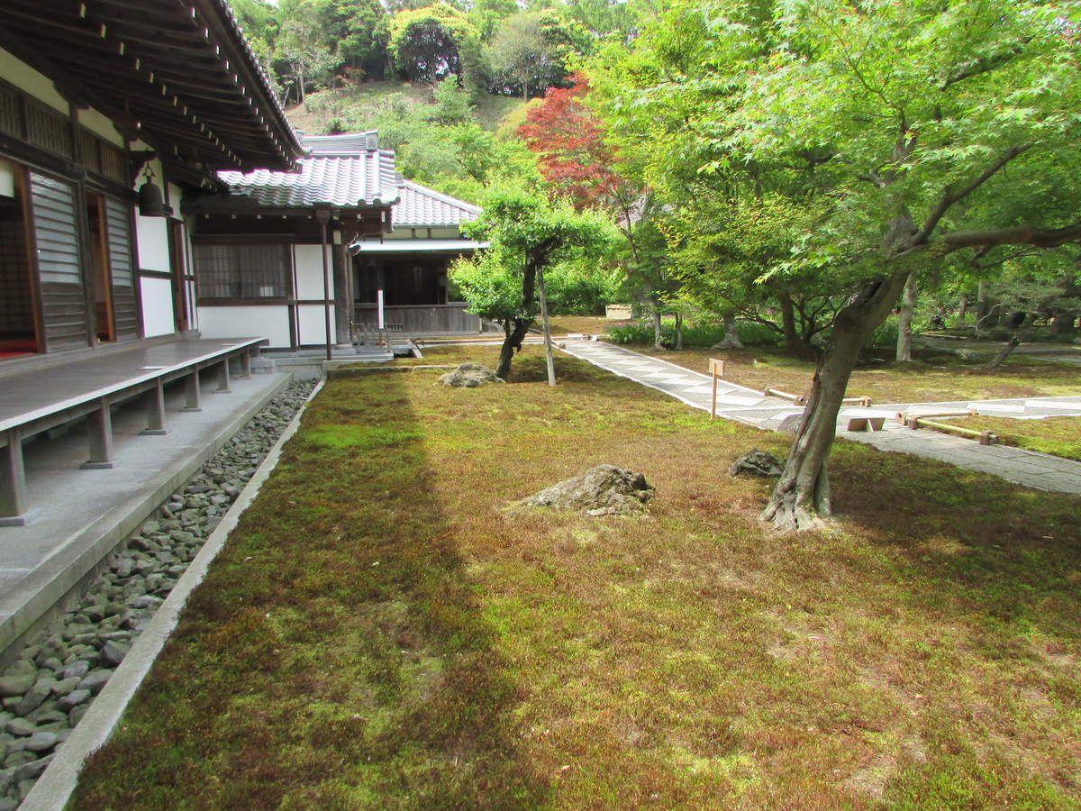 Le temple Choju-Ji de Kamakura.