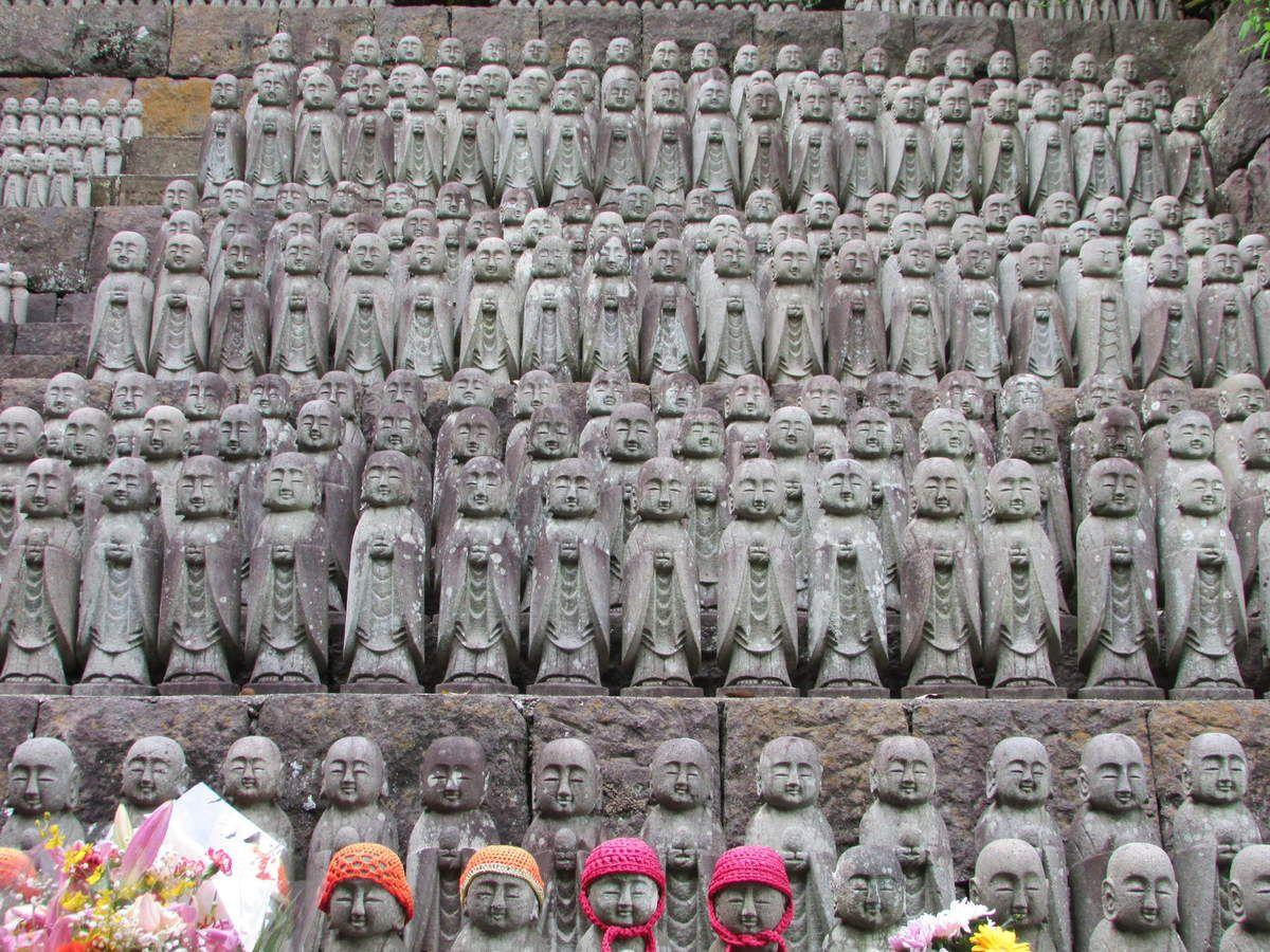 Le temple Hase de Kamakura.