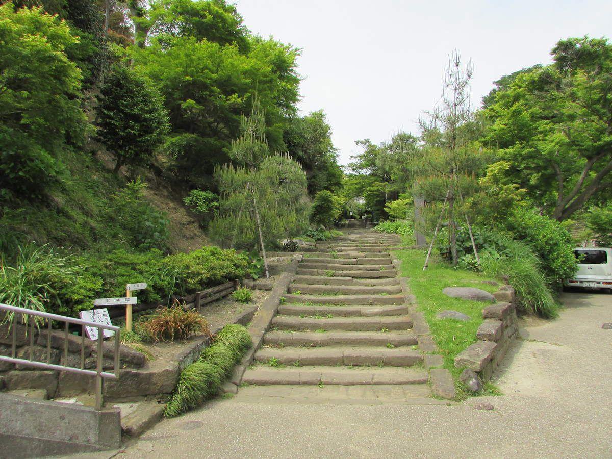 Le temple Kencho-Ji de Kamakura.
