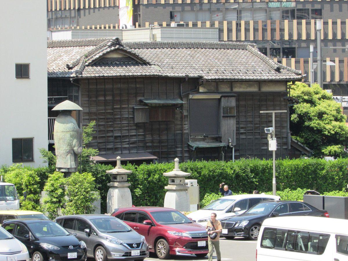 Le temple Tsukiji Hongan-Ji de Tokyo.