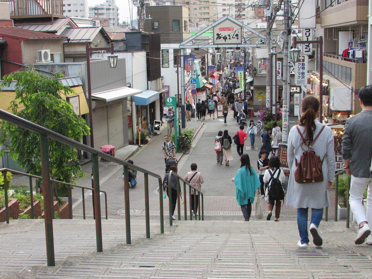 Promenade dans Yanaka