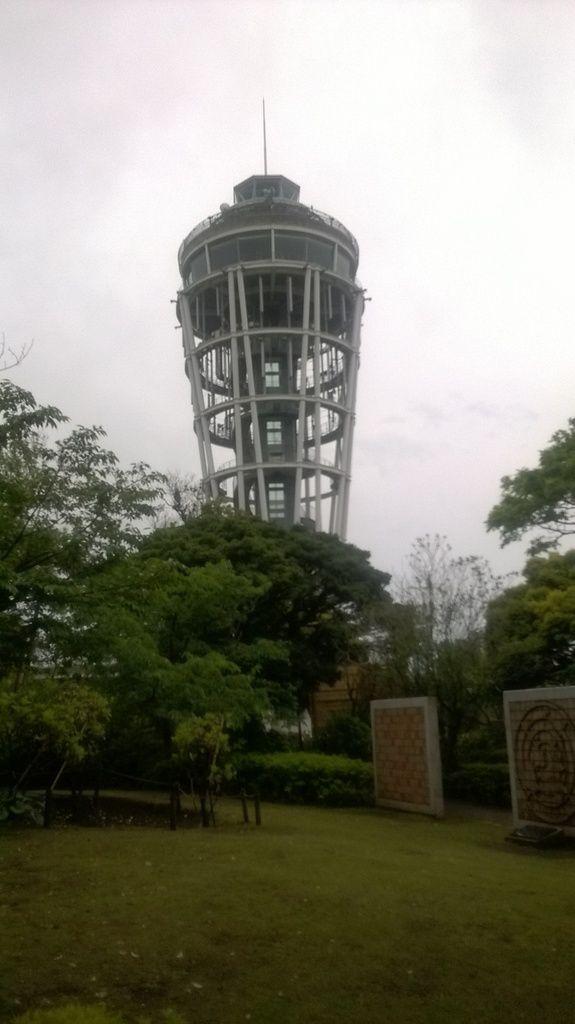 Vues depuis le phare d'Enoshima.