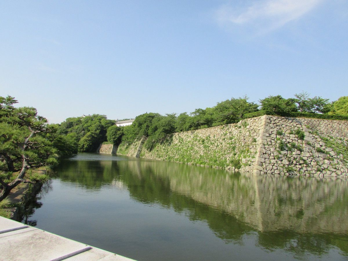 Le jardin Koko-En d'Himeji et son exposition de Bonsaïs.