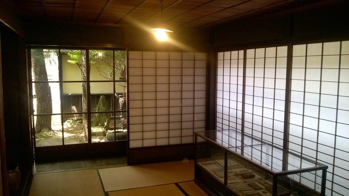 La maison Kusakabe de Takayama.