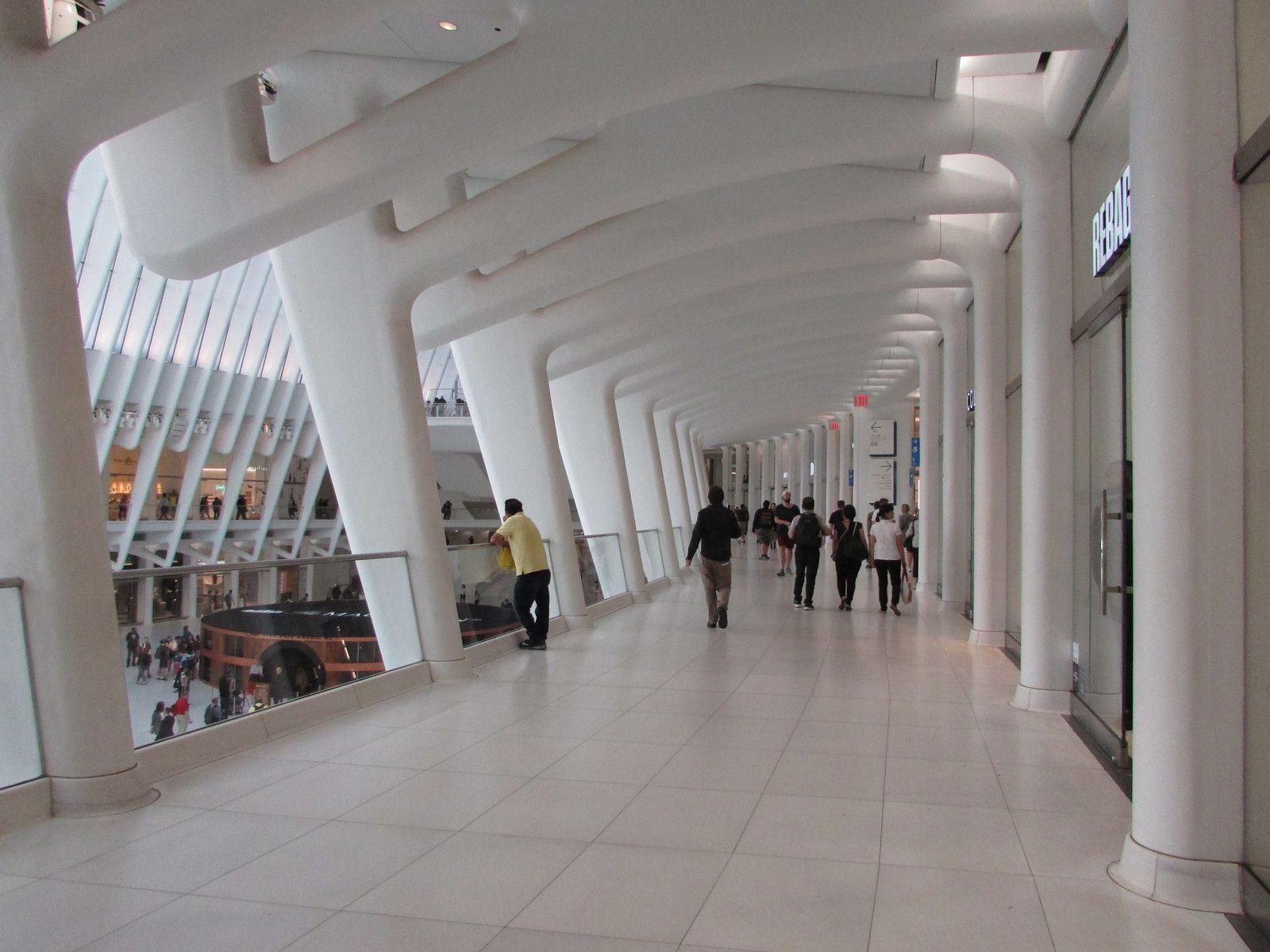Le complexe commercial du World Trade Center.