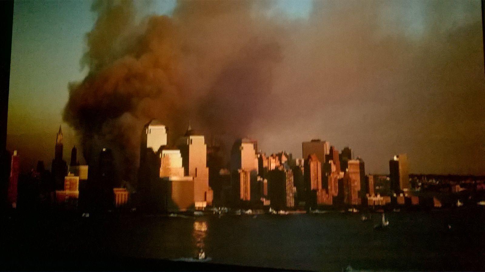 Le musée du World Trade Center.