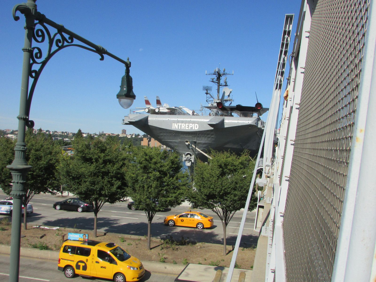 Intrepid Sea,Air & Space Museum (1ère partie)