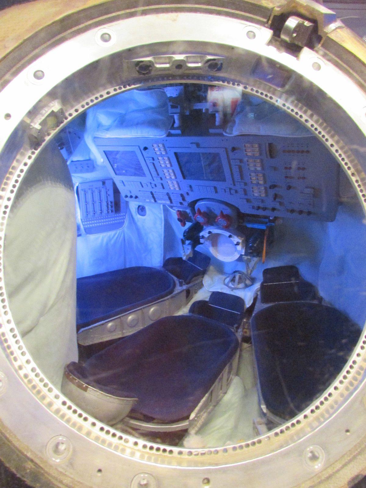 Intrepid Sea,Air &Space Museum (2ème Partie).