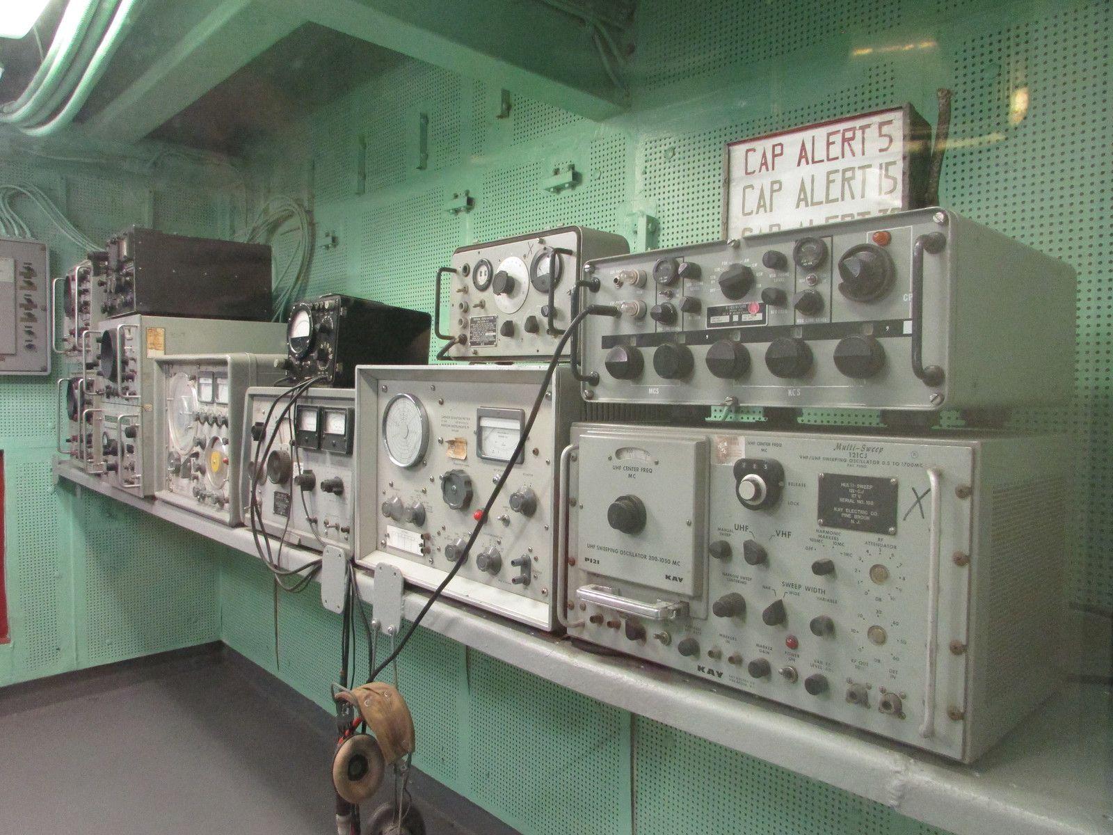 Intrepid Sea,Air & Space Museum (3ème partie).