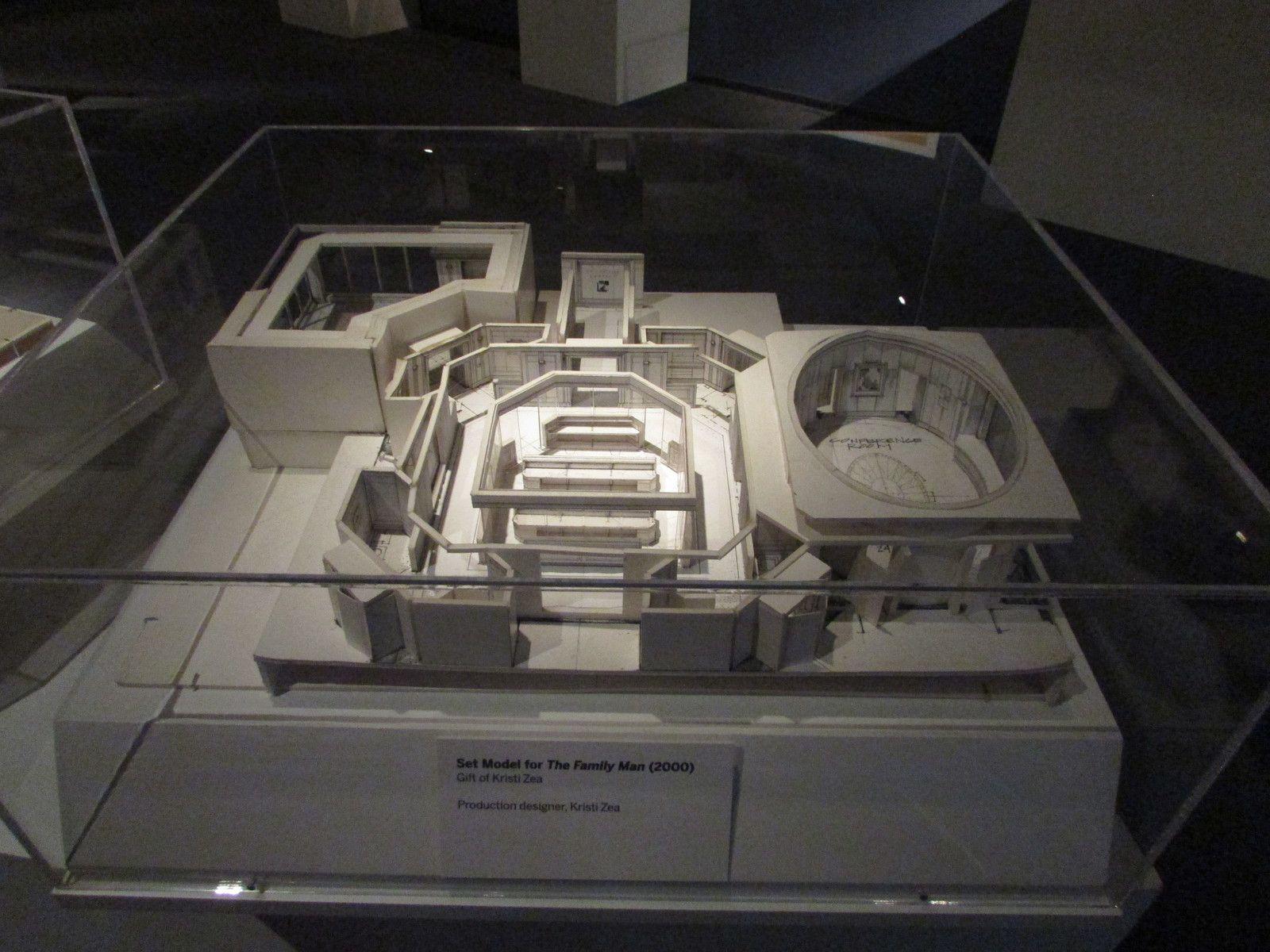Visite du Museum of the Moving Image (2ème partie)