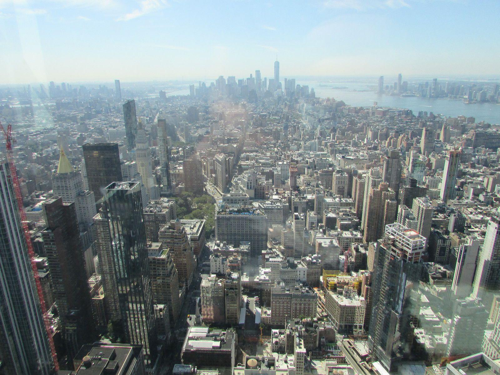 Visite de l'Empire State Building (Vue panoramique).