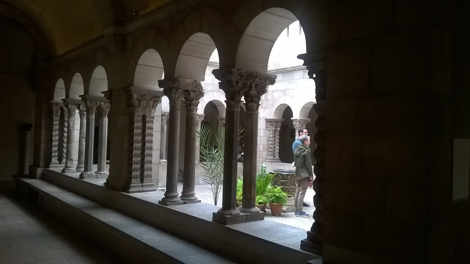 The Cloister ( 1ère partie)