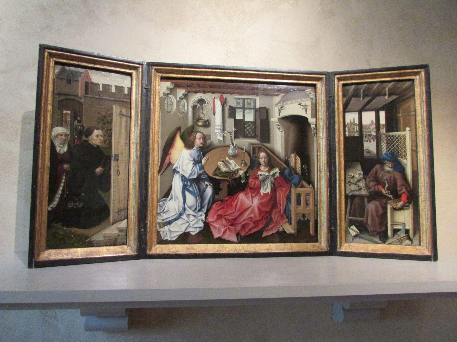 The cloister (2ème partie)