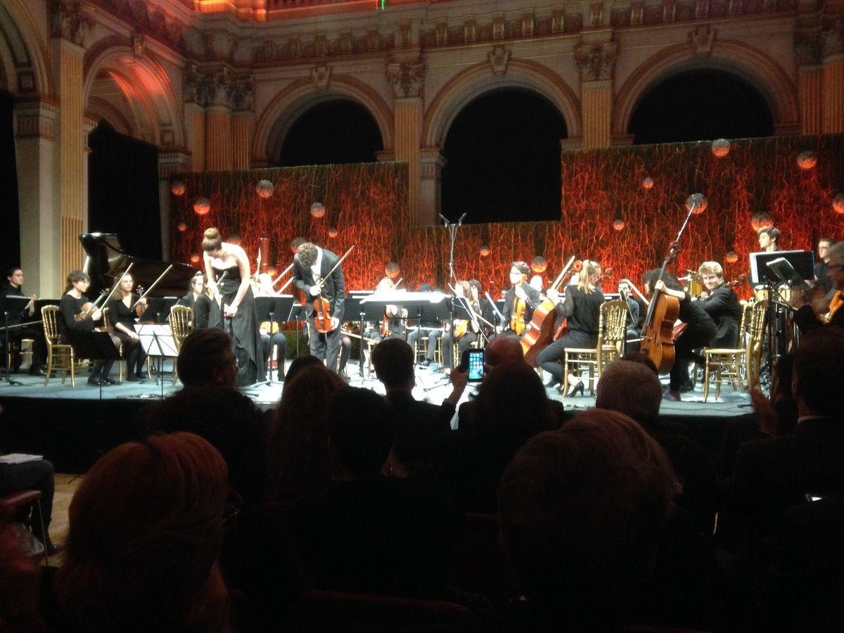 SOIREE MUSICALE DU NOUVEL AN - HÔTEL DE VILLE DE PARIS, LE DIALOGUE DES CULTURES !