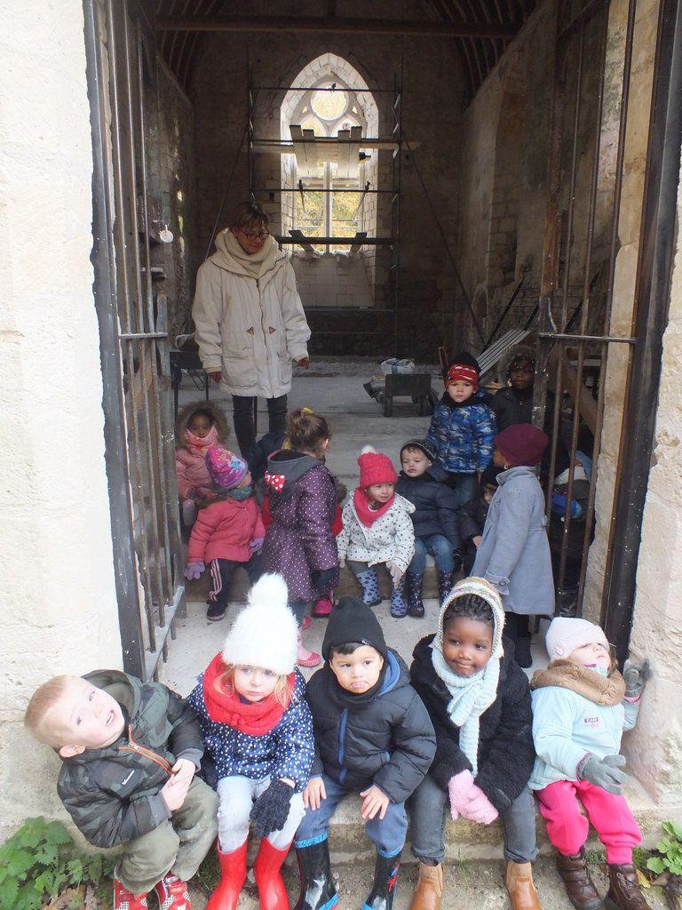 Les petits de l'école du Grand-Meaulnes