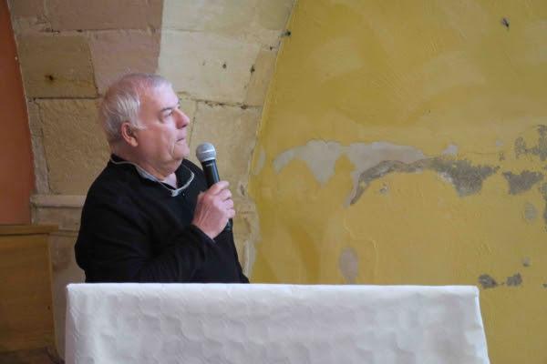 Alain BONINFANTE Trésorier