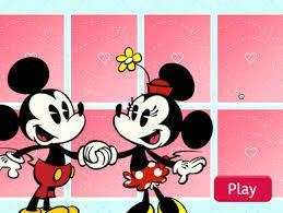 Mickey, Minnie, Dingo, Pluto, Donald et Daisy et Clarabelle... et tous les autres personnages animés de Walt Disney