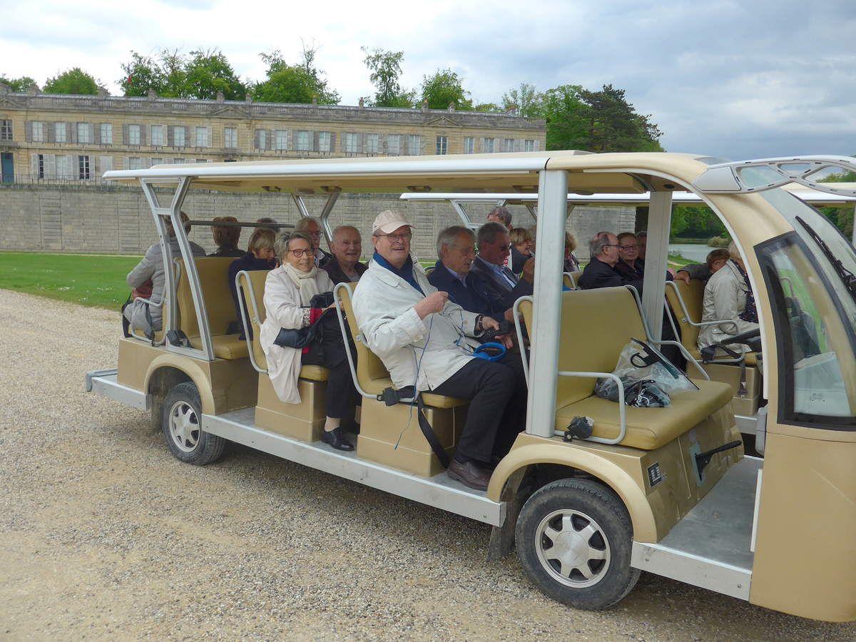 Images de la Rencontre au Chateau de Chantilly le 10 mai 2019, complétées par d'autres photos