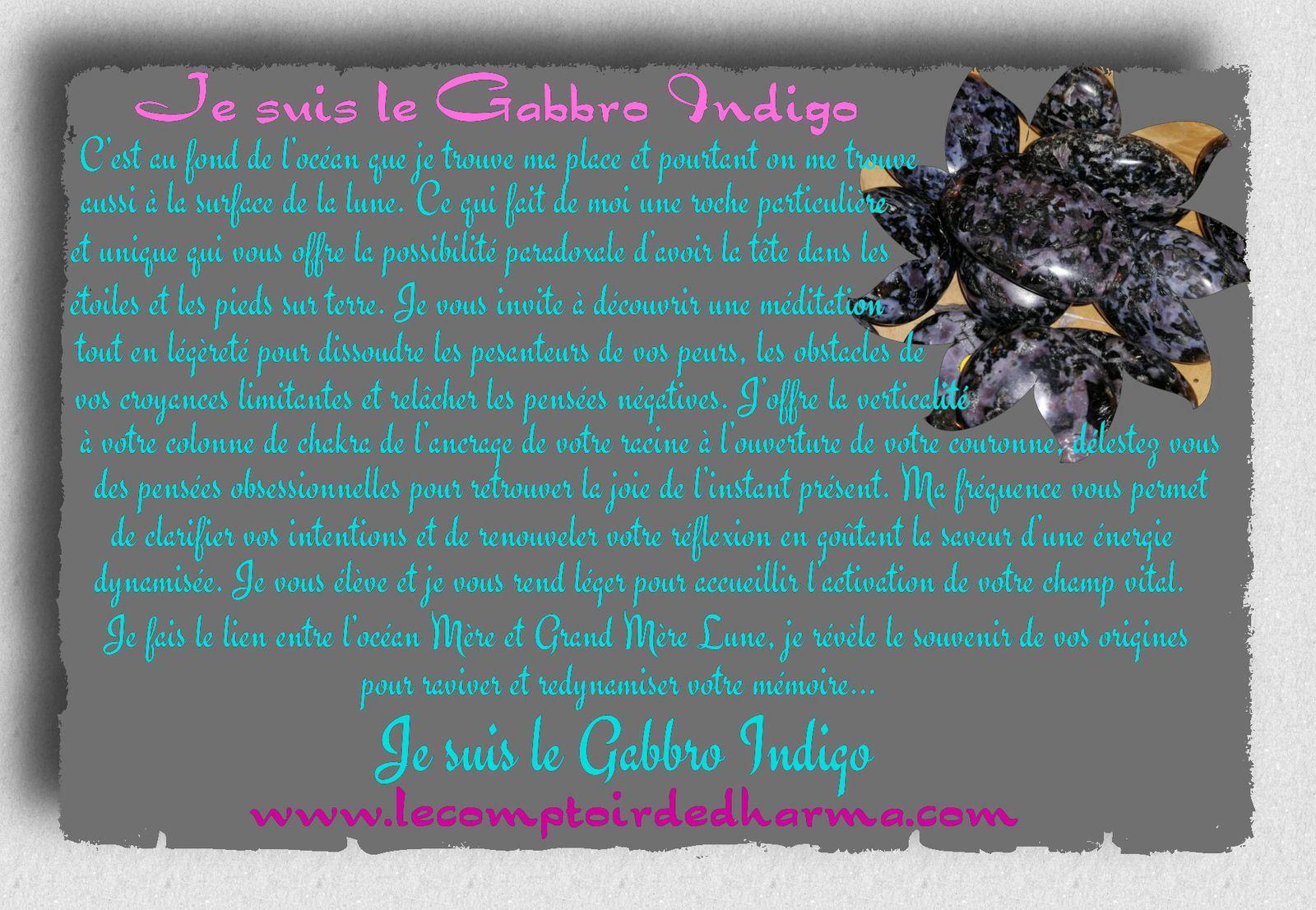 Le Gabbro Indigo