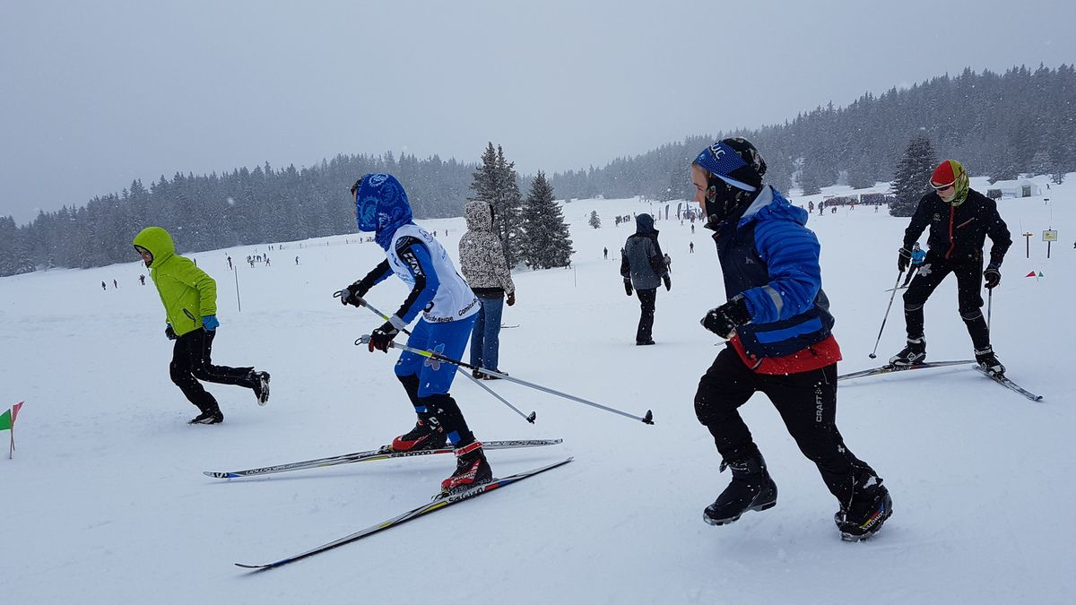 Photo Biathlon de Chamrousse