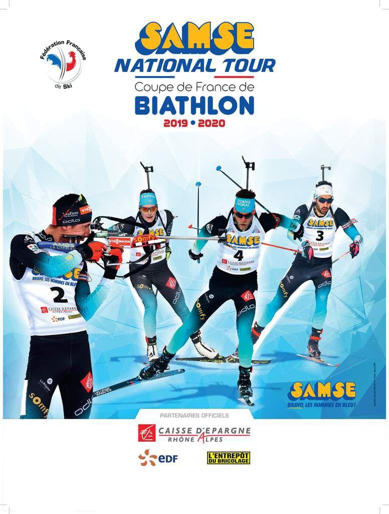 RAPPEL / Appel à Bénévoles : SAMSE NATIONAL TOUR BIATHLON 1er et 2 février 2020!