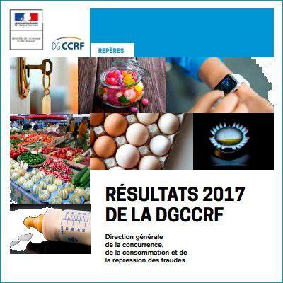 Défense du consommateur : bilan 2017 de la DGCCRF