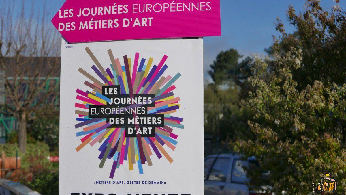 Chez nous : Journées Européennes des métiers d'art