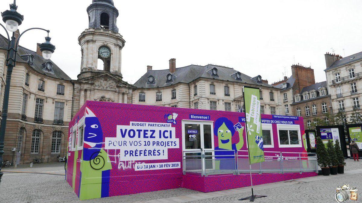 Rennes : la Fabrique Citoyenne  saison 4