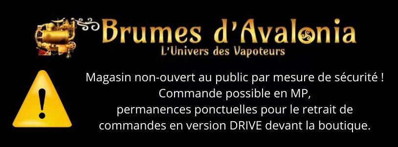 Brumes d'Avalonia  communication