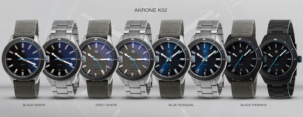 Akrone