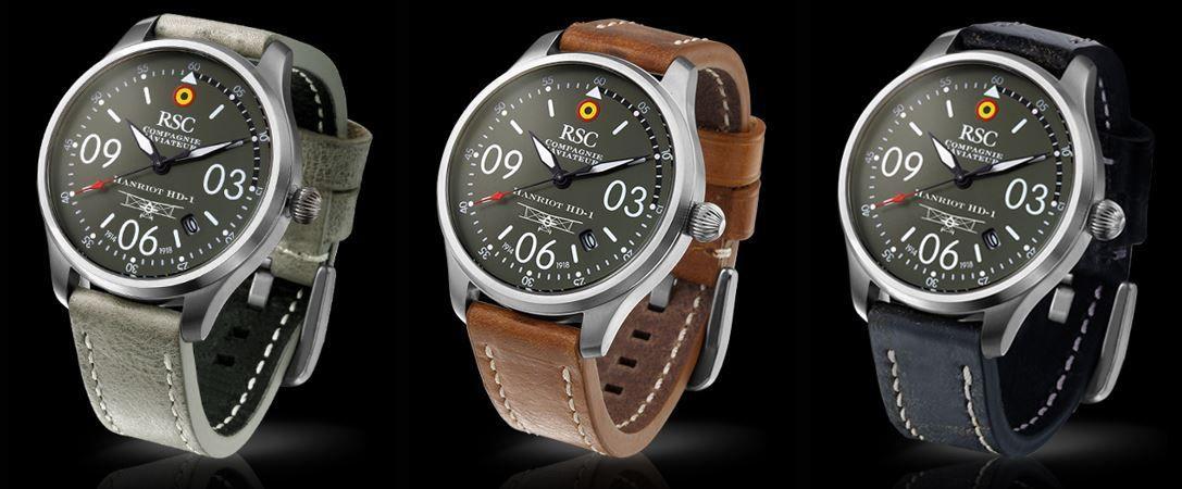 RSC Watches (English)