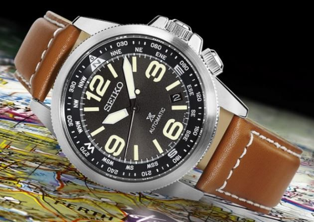 Personnalisation d'une montre Seiko