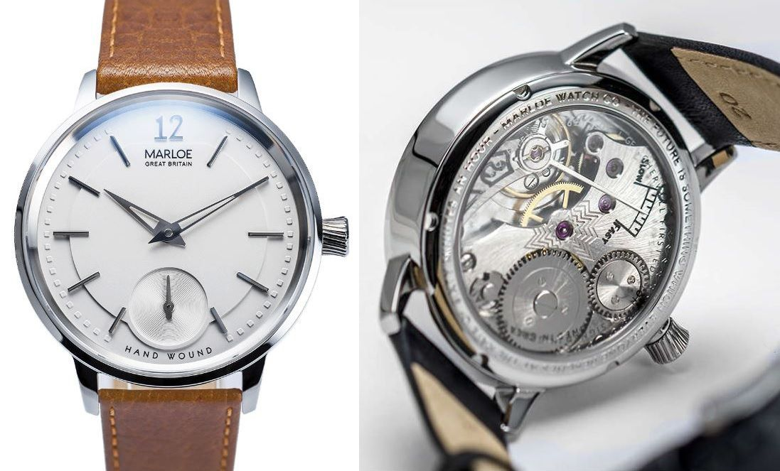 Marloe Watches, Collection Cherwell - Mouvement SeaGull - 287 €