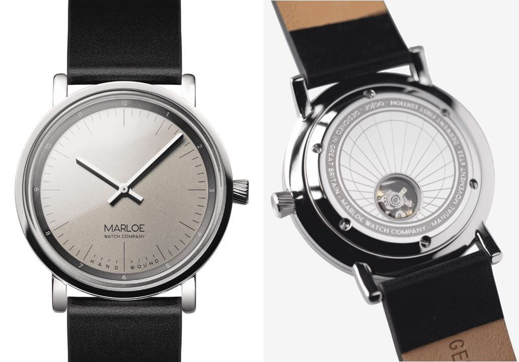 Marloe Watches, Collection Derwent - Mouvement Miyota - 310 €