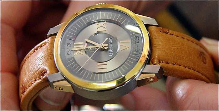 Thierry Gibernon, l'horloger philosophe