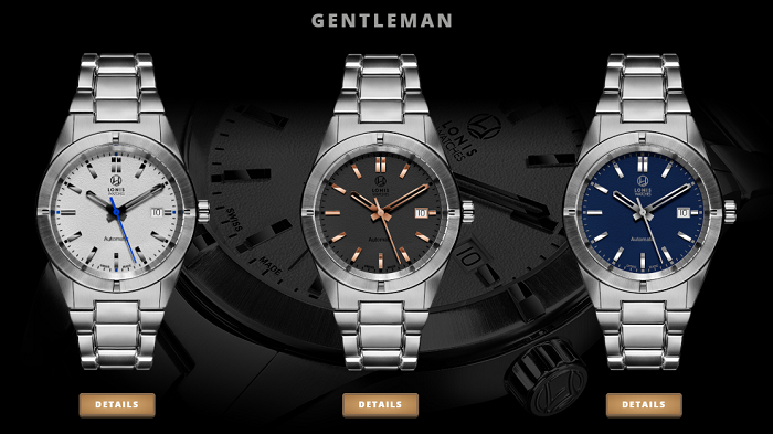 Lonis Watches Gentleman