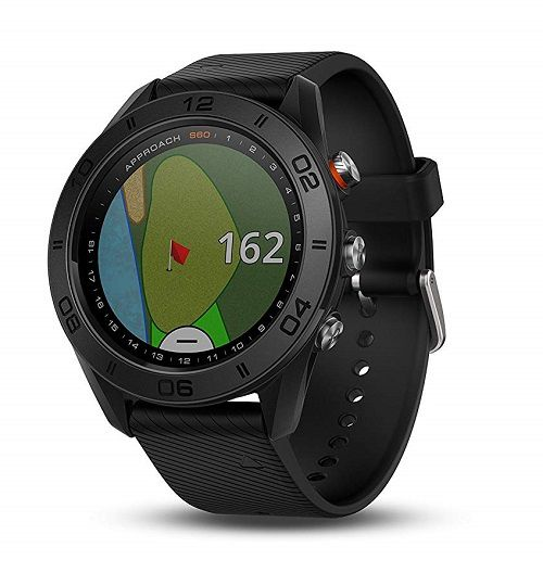 Montre GPS Garmin pour le golf
