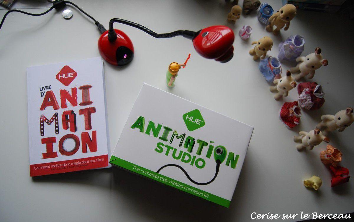 {Concours} Le studio d'animation HUE + caméra vidéo