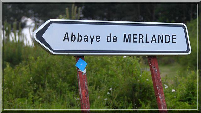 Diaporama abbaye de Merlande - La Chapelle Gonaguet
