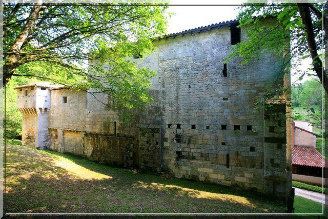 Une chapelle très fortifiée