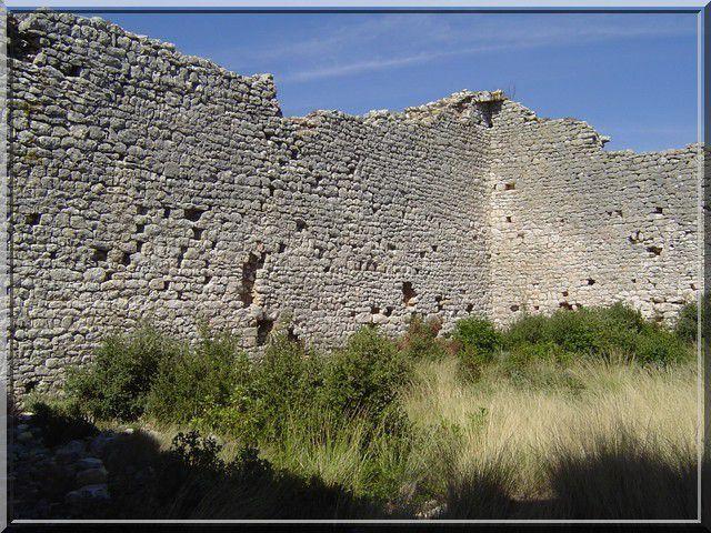 Diaporama château de l'ARQUE - Baron