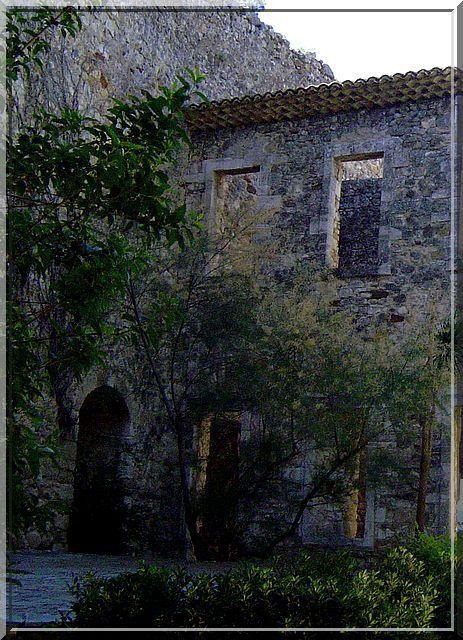 Diaporama château de CORNILLON