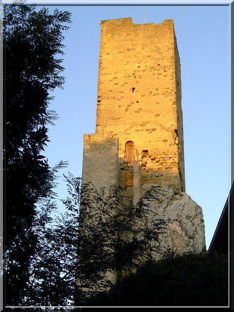 Diaporama château de ROQUEMAURE