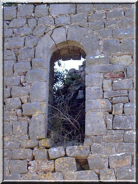 Diaporama château de PENNAFORT - Callas